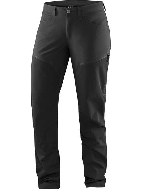 Haglöfs W's Mid II Flex Pant true black solid long